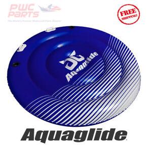 "AQUAGLIDE HYDRO Lounger Chair Float Tube Pool Boat Lake 6'7"" 2 Cap. 58-5217610"