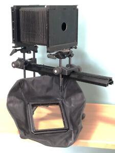 Near Mint Sinar A-1 (Alpina, Wulf) 4x5 View Camera