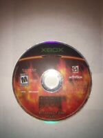 Doom 3 Resurrection Of Evil (Xbox, 2005) Disc Only