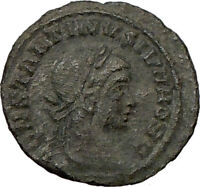 CONSTANTINE II Jr. Constantine the Great  son Ancient Roman Coin ALTAR i22145