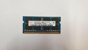 Genuine Hynix 4GB PC3-10600S DDR3 1333 Laptop RAM SODIMM Memory HMT351S6BFR8C