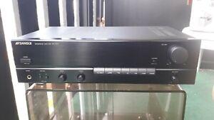 amplificateur vintage audiophile sansui au-x117 etat rare avec manuel d origine