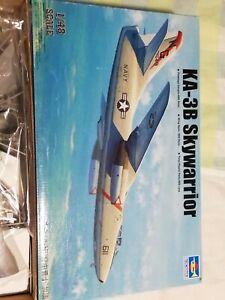 Trumpeter 02869 - 1:48 KA-3B Skywarrior Stratégique Bombardier - Neuf