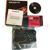 Gigabyte Radeon RX 550 2GB DDR5 Graphics Card - No Power Needed HDMI DVI DP 4K