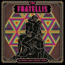 The Fratellis in Your Own Sweet Time LP Limited 180g Vinyl