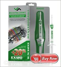 XADO gel Revitalizant EX 120 for gearboxes Reinforced revitalizant SUPER PRICE