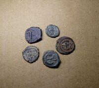 Byzantine coin lot