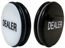 Professional Dealer Button 3 inch Casino Grade