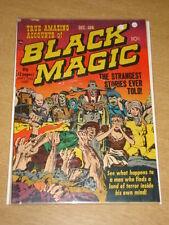 BLACK MAGIC VOL 1 #2 G/VG (3.0) CRESTWOOD COMICS JACK KIRBY DECEMBER 1950