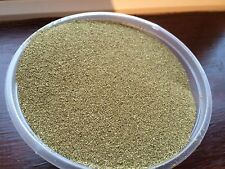 Gold - Wedding Decorative FINE Coloured Sand - 500g Bag