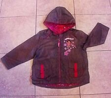 4-5 Dora the Explorer Girls Rain Jacket Coat Mac Nick Jnr Backpack Nickelodeon
