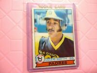 1979 TOPPS ROOKIE OZZIE SMITH PADRES NICE