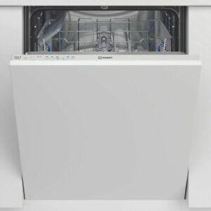 Indesit Integrated DIC3B+16 60cm Dishwasher - White