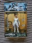 The Matrix Switch figure in bubble NRFB N2TOYS 1999