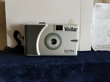 Vivitar Ultra wide & Slim 22mm lens 35mm film camera (40905G)