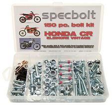 Honda Elsinore Bolt Kit CR 80 125 250 Vintage CR80 CR125 CR250 CR450 CR480 -M