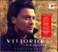Vittorio GRIGOLO ARRIVEDERCI Donizetti Verdi Dalla Caruso Mattinata De Curtis CD