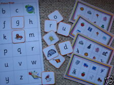 Teaching Resources - Alphabet Picture (Phonics) Bingo