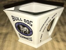 GUINNESS BULLDOG BEER ANTIQUE ADVERTISING CERAMIC PUB JUG PITCHER ROYAL DOULTON