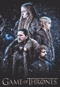 Print Replica - Game of Thrones 13x19 Poster #2