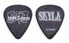 Scum of the Earth Skyla Talon Signature Black Guitar Pick - 2005 Tour