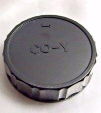 Rear Lens Cap for Manual Focus C/Y Yashica Contax  lenses