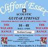 Chitarra Acustica Corde Clifford Essex Fosforo Bronzo Ball-Ends. 10 - 48