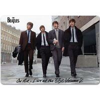 Beatles On Air Computermaus-Matte (bb)