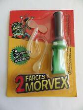 Jouet neuf Picsou magazine Disney vintage 2 farces morvex tu mouches