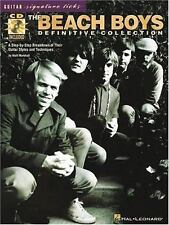 The Beach Boys Definitive Collection: A Step-by-Step Breakdown of-ExLibrary