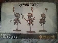 Warhammer edad de Sigmar kharadron señores skyriggers-Nuevo y Sellado