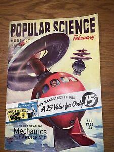 Popular Science – February 1939