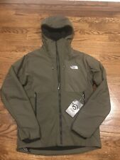 NWT Mens The North  Face L3 Ventrix Hoodie Taupe Green Medium Summit Jacket