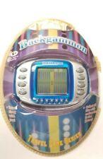 Backgammon Electronic Handheld Travel Game Series Sakar International 94029