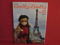 Dolly Dolly #20 Japanese Doll Magazine Book