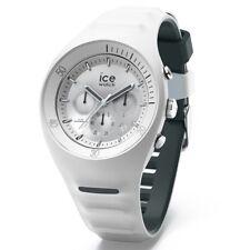 Ice-Watch ICE P.Leclecq White Large CH Uhr Herrenuhr Chrono Datum Weiß 014943