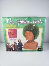 Chia Pet Golden Girls Sophia Decorative Pottery Planter C32