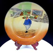 "ROYAL DOULTON DICKENS WARE FAT BOY 10 1/4"" COLLECTOR PLATE"