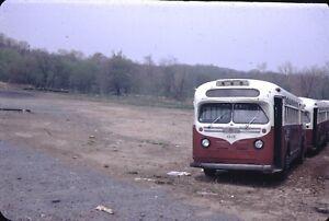 Septa Red Arrow GM Old Look bus original Slide