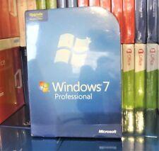 NEW SEALED GENUINE MICROSOFT WINDOWS 7 PROFESSIONAL UPGRADE 32/64-BIT X15-29510