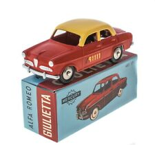 Alfa Romeo Giulietta Bern Taxi - 1/48 Mercury Hachette Voiture miniature MY010