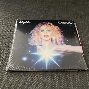Kylie Minogue Disco Hand Signed CD Album Unplayed Magic Real Groove Say Somethin