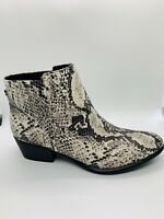UNIONBAY Women's Bootie Tipper - Women's 7.5 (size) Snake Looking Color.
