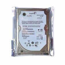 "Seagate 5400.3 160 GB Internal 5400 RPM 2.5"" Hard Drive ST9160821A HDD PATA IDE"