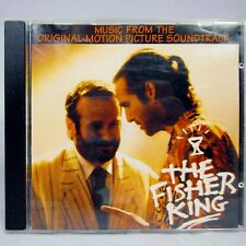 THE FISHER KING CD Soundtrack Robin Williams Jeff Bridges