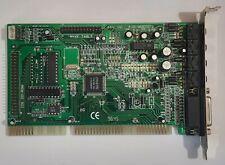 Typhoon Easy Lite Non 3D ISA Soundkarte (Crystal CS4236, 1996)