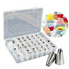42Pcs/Set Various Size Icing Piping Nozzle Decorate Tip Bakery Cake Pastry Tools