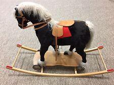 German Convertible Rocking Horse