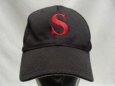 S Logo - Port autorité - Polyester - Taille Unique - Boule Réglable chapeau