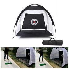 Folding Golf Practice Net Hitting Nets Indoor Outdoor Training Cage Accessories